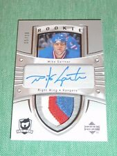 13-14 The Cup MIKE GARTNER AUTO 3CLR PATCH 5/10 * Sidney Crosby Rookie Tribute *