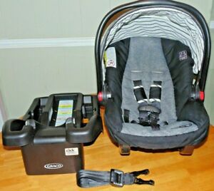 Graco Snug ECK 35 LX Infant Safety Car Seat w/ Base