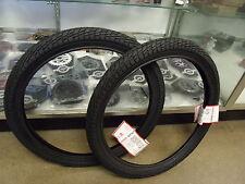 "KENDA KONTACT 20"" X  1,95"" BLACK BICYCLE TIRES---1 PAIR"