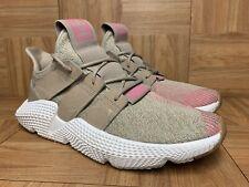 RARE🔥 Adidas Prophere Beige Trace Khaki Chalk Pink Sz 11 Men's Shoes CQ2128 LE