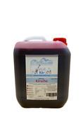 (4,90€/Kg)ICE BÄR Slush Sirup Konzentrat Kirsche Rot 1:5 5 Liter AZO FREI 30 Ltr
