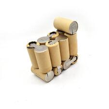 2000mAh Vacuum Battery for Euro-Pro Shark XB736N SV736K SV736R 15.6V 15.6 volt