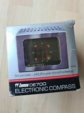 Zemco Model # DE700 Electronic Compass for Car / Vehicle - New, Open Box