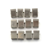 10X Plug Port Connector Socket PCB Replacement For USB Type B Female Right H CW