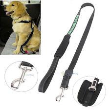 Cat Dog Pet Safety Seatbelt for Car Vehicle Seat Belt Adjustable Harness Lead