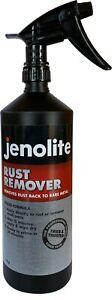 JENOLITE Rust Remover Liquid Trigger Spray - 1kg