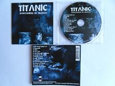 Titanic Screaming In Silence Neon Cross, Saint, Crystavox, Messiah Prophet,Bride