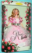 Barbie Rose 1999 22337 Mint NRFB Pink Mattel