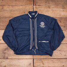 """Para Hombre de Colección campeón correr hombre 1960s Georgia Tech Coach Jacket XL 46"""" XR 8531"""