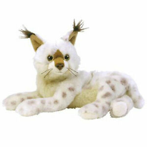TY Beanie Baby - TRACKS the Lynx (6.5 inch) - MWMTs Stuffed Animal Toy