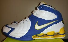 NIKE SHOX VC V 5 VINCE CARTER MAINLAND BUCCANEER H.S. RARE SHOES SIZE 10