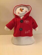 2011 Toyota Snowman Christmas Promo