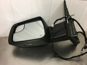 2019-2021 Ram 1500 Truck Left Driver Side Turn Signal Door Mirror OEM