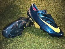 NIKE MERCURIAL VAPOR IV FG RARE 2008 PRO FOOTBALL BOOTS/SOCCER CLEATS UK8.5