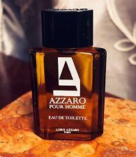 New listing 1st FORMULA Azzaro Pour Homme 7.5mL MINIATURE Men EDT Vintage Cologne NEW OS