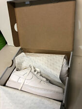 AIR FORCE 1 Low ALL white / white GS sz 5.5 Y kids New in box shoes HTF
