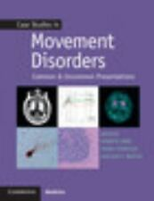CASE STUDIES IN MOVEMENT DISORDERS - BHATIA, KAILASH/ ERRO, ROBERTO/ STAMELOU, M