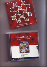 CD jeu video PC :  sierra originals - pinball ultra 3D - complet bon etat