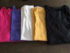 Womens 5 pk Tank Tops Sz XL