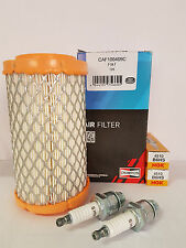 Kit filtro aria Champion Fiat 500/126 d'epoca + 2 Candele NGK