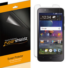 6X Supershieldz Clear Screen Protector Saver for ZTE ZFive C LTE