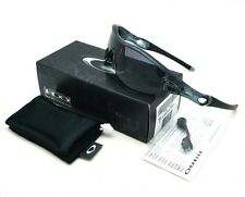 New Oakley MPH Asia Fit Radar Pitch Crystal Blck w Gray 9119-01 MRSP $160