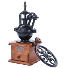 Slim Ceramic Burr Hand Crank Manual Coffee Grinder Bean Ferris Wheel Mill