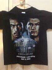 2009 Manny Pacquiao vs Ricky Hatton T-Shirt