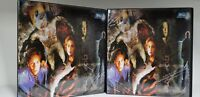 LOT of 2 X-Files Trading Card Binder Album Topps with PROMO
