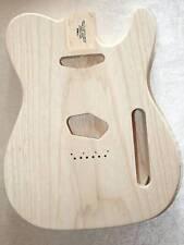 TMG Body Korpus US swamp ash Sumpfesche Telly Telecaster Gitarrenbau