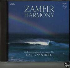 ZANFIR-Harmony 13tracks Rare Japan Direct Import  CD