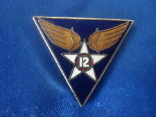 PINS RARE MILITAIRE USA COLLECTION **12 ** ARMY wxc 34