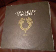 New listing Jesus Christ Superstar Album Record original vinyl as pictured good condition