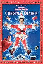 National Lampoon's Christmas Vacation [DVD] [1989], Very Good DVD, Miriam Flynn,