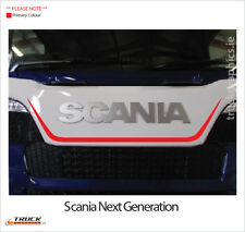Scania Next Generation Grill Stickers Decals Graphics