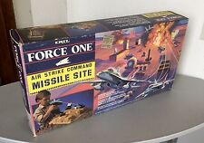 1990 ERTL#VINTAGE RARE FORCE ONE AIR STRIKE COMMAND MISSILE SITE BASE #