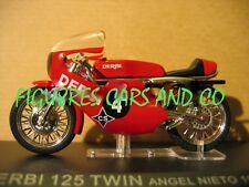 MOTO GP 1/24  SERIE1 DERBI 125 TWIN ANGEL NIETO 1971 MOTORRAD