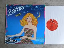 Barbie – Barbie Dance - La Mia Festa Etichetta: K-Tel – TI 225 - LP