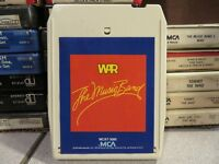 WAR The Music Band (8-Track Tape)