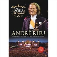 Music & Concerts Andre DVDs & Blu-ray Discs