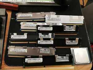 32GB DDR3 ECC RAM (8*4GB)