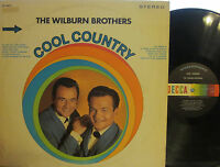Wilburn Brothers - Cool Country  (Decca 74871) (Teddy and Doyle)