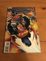 Adventures Of Superman #0 (1994) DC Comics