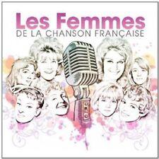 CD de musique en coffret pour chanson française Various