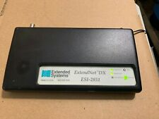 Extended Systems ExtendNet DX ESI-2851 Parallel Print Server