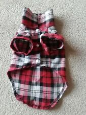 SHIRT for CAT.  Cotton.  Easy to fit.  Keeps cat warm (and trendy!!).