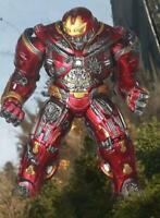 "Hulkbuster Avengers 3 Infinity War Crazy Toys 12"" Figure Iron Man 30"