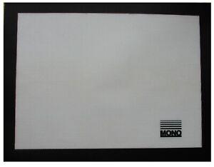 Mono Silicone Baking Mat Sheet Tray Pad Large Min Size 41cm x 31cm  *UK SELLER*