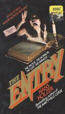 The Entry by Hans Holzer VINTAGE 1981 PAPERBACK BOOK HORROR CULT