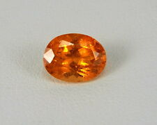 Mandarin Granat 3,52 ct Spessartin Spessartite  Fanta orange  Garnet Nigeria